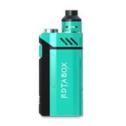 iJoy RDTA Box 200W (Стартовый набор), (Чёрный, мятный)