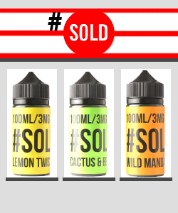 #SOLD 100ml