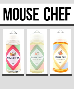 Mouse Chef 100ml (Clone)