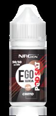 EGO POD Salt Cheto 30ml (12мг) - Жидкость для Электронных сигарет