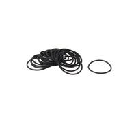 Силиконовое уплотнительное кольцо 20мм / 1мм (Оринг, O-ring)