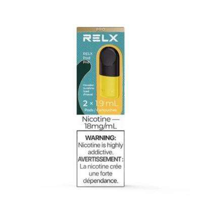 Сменный картридж RELX PRO Hawaiian Sunshine 1.9 мл (50мг) Упаковка (2шт)