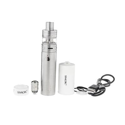 SmokTech Smok Stick One Plus 2000mAh + Smok TFV4 Micro (Стартовый набор) (Стальной)