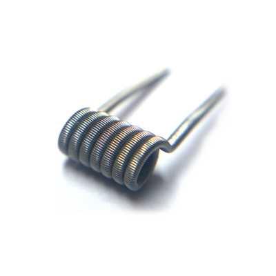 Готовые спирали CF (Fused Clapton Coil) (0,4 мм, 0,2 Ohm) (2 шт)