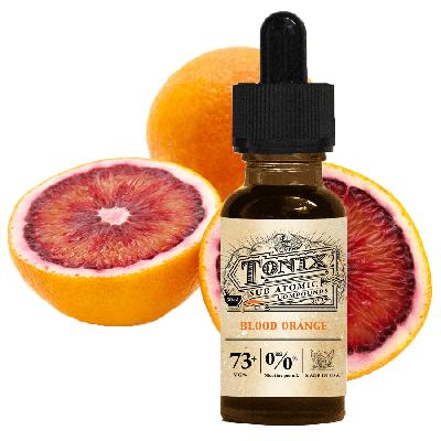 Tonix Sub-Atomic Blood Orange 30мл (3) - Жидкость для Электронных сигарет (clone)