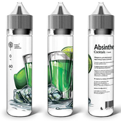 Cocktails Absinth 60мл (3мг) - Жидкость для Электронных сигарет