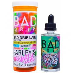 Bad Drip Farleys Gnarly Sauce 60мл (3мг) - Жидкость для Электронных сигарет