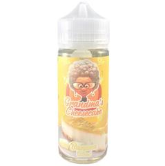 Grandma's Cheesecake Banana 120мл (3мг) - Жидкость для Электронных сигарет