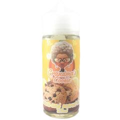 Grandma's Cookie Banana and Peanut Butter 120мл (3мг) - Жидкость для Электронных сигарет