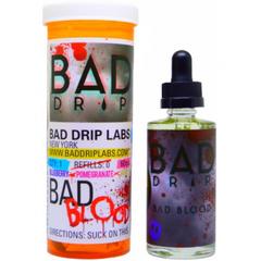 Bad Drip Bad Blood 60мл (3мг) - Жидкость для Электронных сигарет