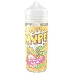 Hype Тропический Баблгам 120мл (3мг) - Жидкость для Электронных сигарет