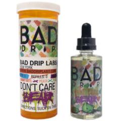 Bad Drip Dont Care Bear 60мл (3мг) - Жидкость для Электронных сигарет