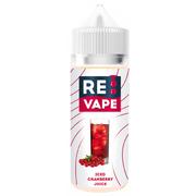 Re Vape Iced Iced Cranberry Juice 120мл (3) - Жидкость для Электронных сигарет