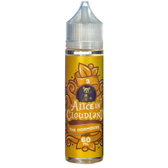 Alice In Cloudland The Dormouse 60мл (3мг) - Жидкость для Электронных сигарет