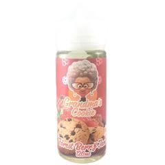 Grandma's Cookie Forest Berry Jam 120мл (3мг) - Жидкость для Электронных сигарет