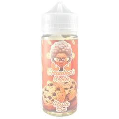 Grandma's Cookie Classic 120мл (3мг) - Жидкость для Электронных сигарет