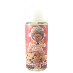 Grandma's Cookie Strawberry and Raspberry 120мл (3мг) - Жидкость для Электронных сигарет