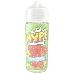 Hype Клубничный Мармелад 120мл (3мг) - Жидкость для Электронных сигарет