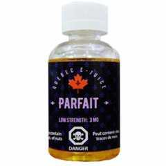 Quebec e Juice Parfait 60мл (3мг) - Жидкость для Электронных сигарет