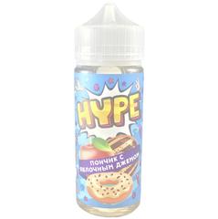 Hype Пончик с Яблочным Джемом 120мл (3мг) - Жидкость для Электронных сигарет