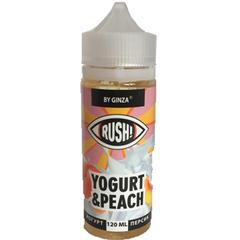 RUSH Yogurt Peach 120мл (3мг) - Жидкость для электронных сигарет