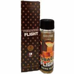Aviator Tobacco Flight 60мл (0мг) - Жидкость для Электронных сигарет