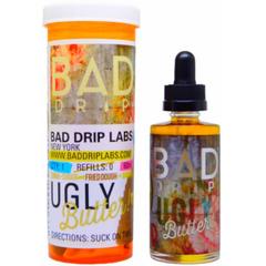 Bad Drip Ugly Butter 60мл (3мг) - Жидкость для Электронных сигарет