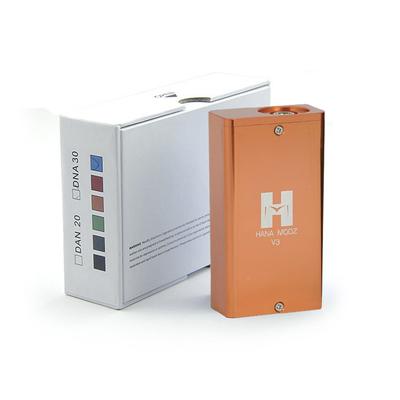 Hana modz (Оранжевый, orange) DNA 30