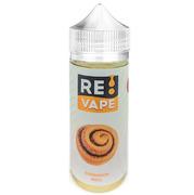 Re Vape Cinnamon Roll 120мл (3мг) - Жидкость для Электронных сигарет