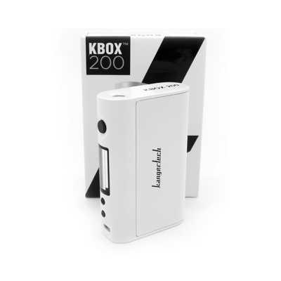 Боксмод Kanger Kbox 200w + TC (Белый)