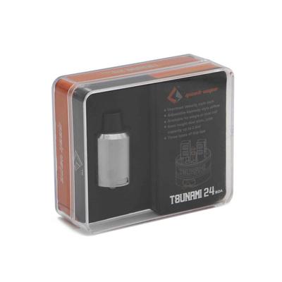 Атомайзер Geekvape Tsunami 24 RDA (Черный)