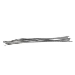 Нарезка Flat clapton Wire (0,5 мм), (15 см), (3 шт)