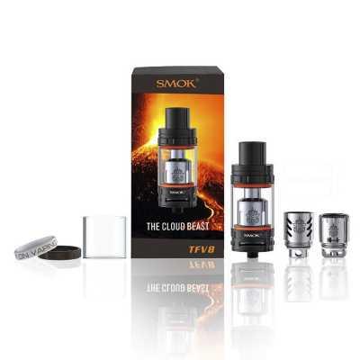 Атомайзер SmokTech Smok TFV8 (Черный)