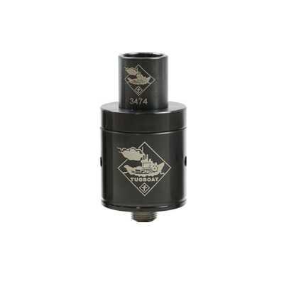 Атомайзер TugBoat v2 RDA (Черный)