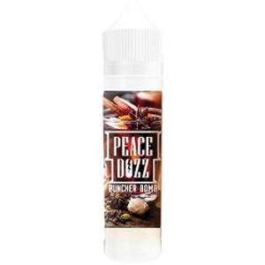 Peace Dozz Puncher Bomb 60мл (3мг) - Жидкость для Электронных сигарет