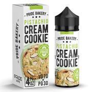 Cream Cookie Pistachio 120ml (0) - Жидкость для Электронных сигарет