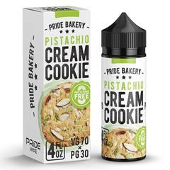 Cream Cookie Pistachio 120ml (0мг) - Жидкость для Электронных сигарет