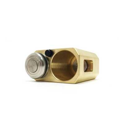 Механический мод Phantus mini (Золотой)