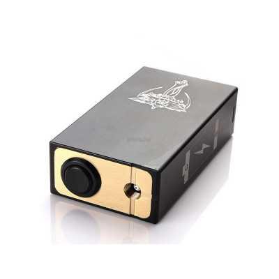 Механический мод Nemesis Box (Черный)