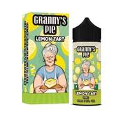 Vape Breakfast Grannys Pie Lemon Tart 120мл (3мг) - Жидкость для Электронных сигарет