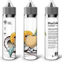 Cocktails Pina Colada 60мл (3мг) - Жидкость для Электронных сигарет