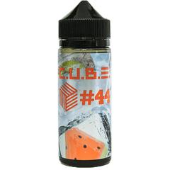 Cube #44 120мл (3мг) - Жидкость для Электронных сигарет