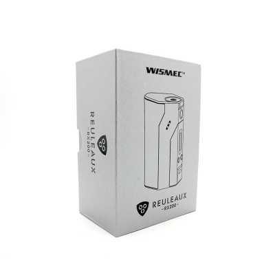 Боксмод Wismec Reuleaux RX200 + TC (Белый)