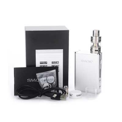 Smok Micro One 80w 4000mAh + TC (Стартовый набор) (Стальной)
