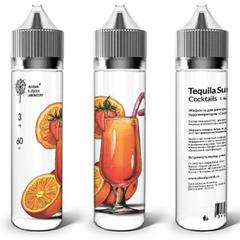 Cocktails Tequila Sunrise 60мл (3мг) - Жидкость для Электронных сигарет