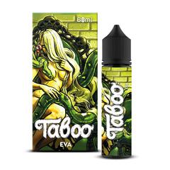 Taboo Eva 60ml (3мг) - Жидкость для Электронных сигарет