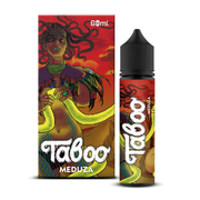 Taboo Meduza 60ml (3мг) - Жидкость для Электронных сигарет