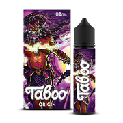 Taboo Origin 60ml (3) - Жидкость для Электронных сигарет