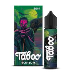 Taboo Phantom 60ml (0мг) - Жидкость для Электронных сигарет