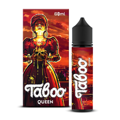 Taboo Queen 60ml (3мг) - Жидкость для Электронных сигарет